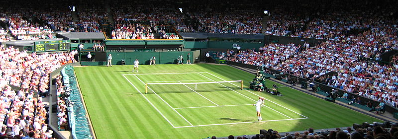Wimbledon, Shakespeare and Henry V