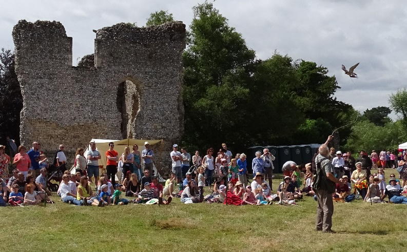 A Medieval Experience At Bishop's Waltham Palace