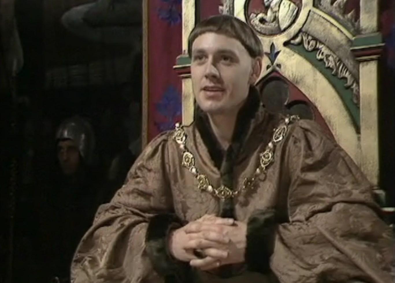 Henry V Throughout History: The Poring Dark – On TV