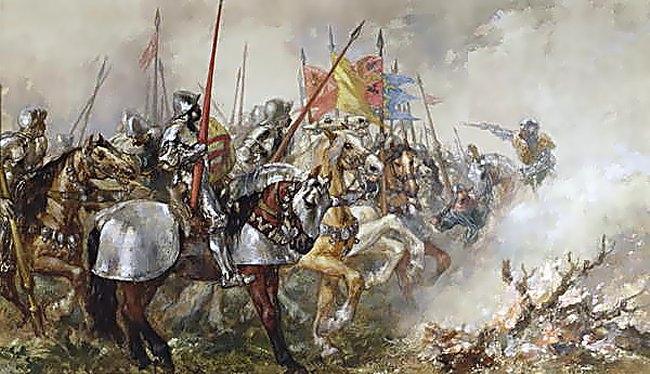 The English Army In 1415