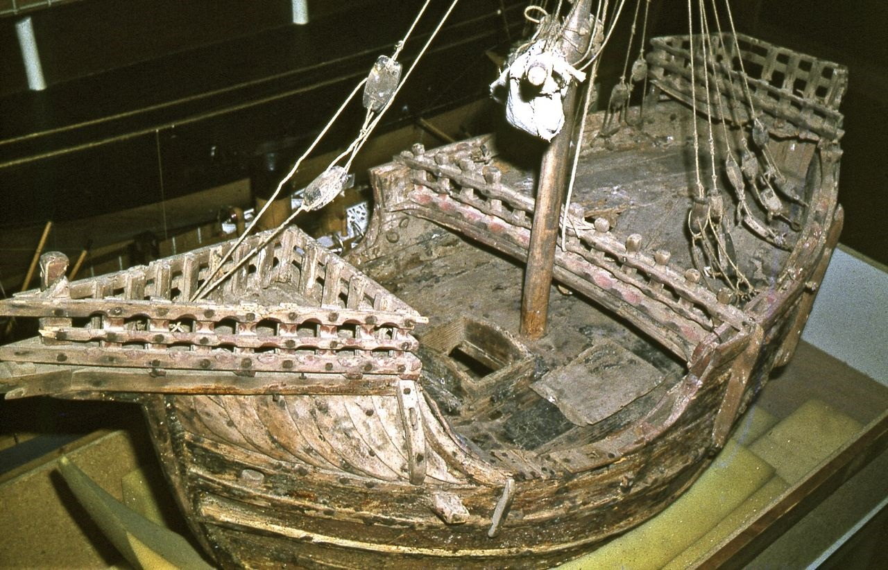 Henry V's Navy: A Multinational Fleet