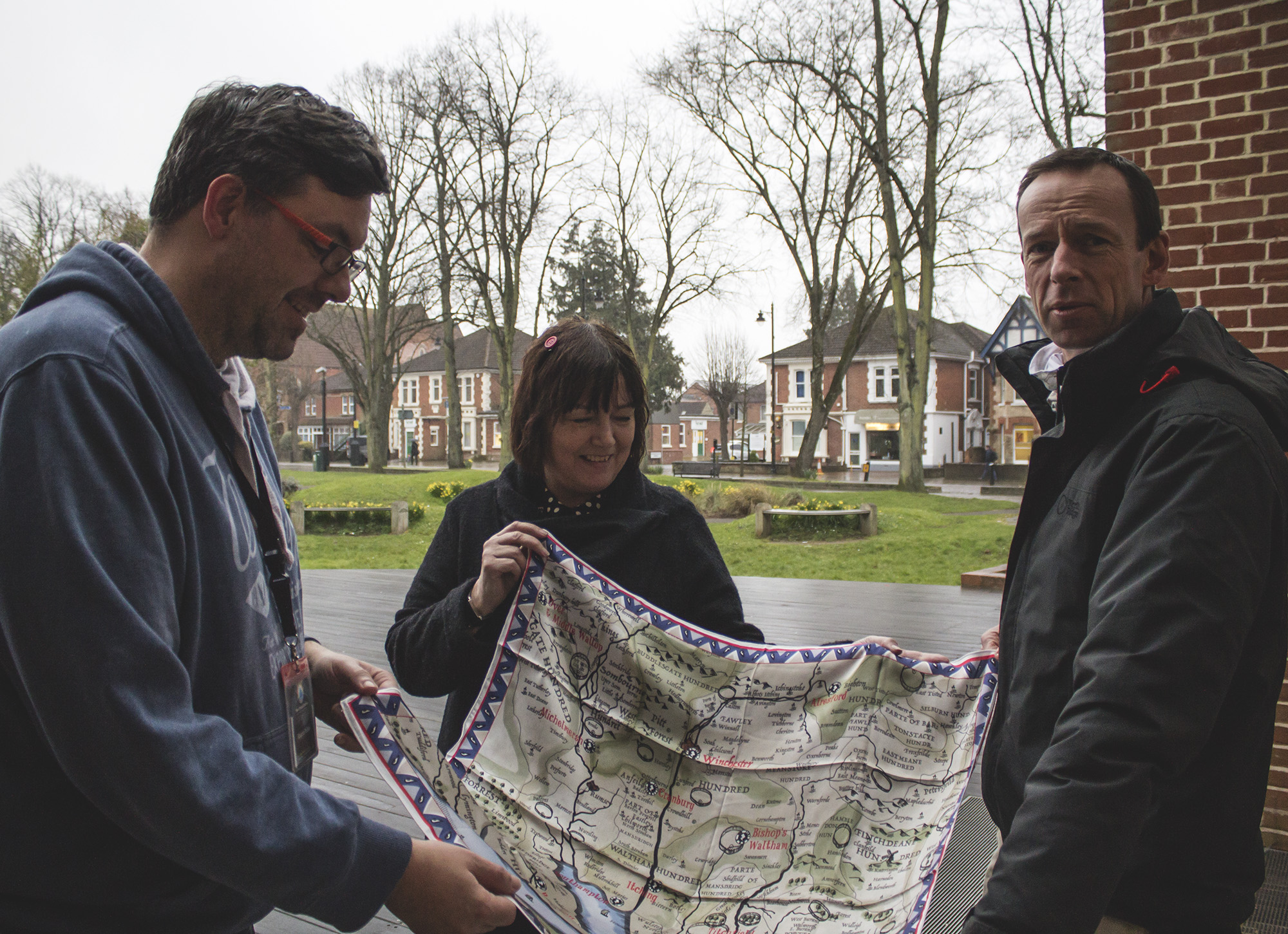 Commemorative Interactive Map To Be Launched At Hamble Festival