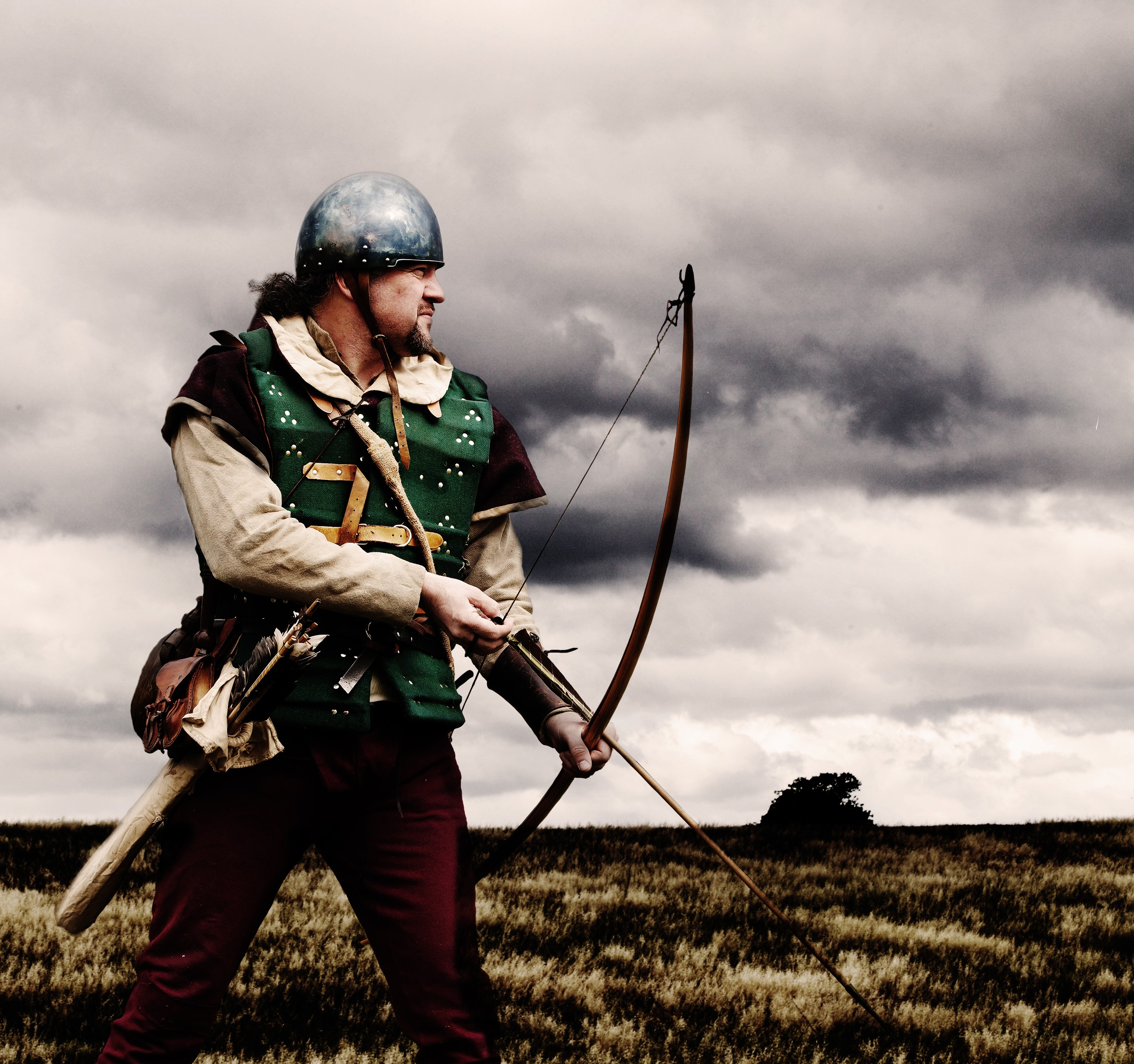 Archer To Appear At Medieval Weekend