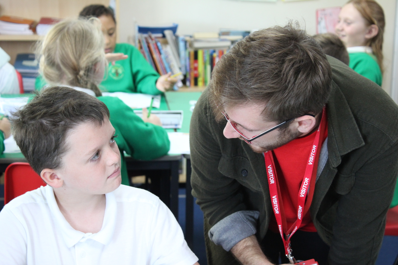 Story Shuffle launches in Southampton and Eastleigh schools